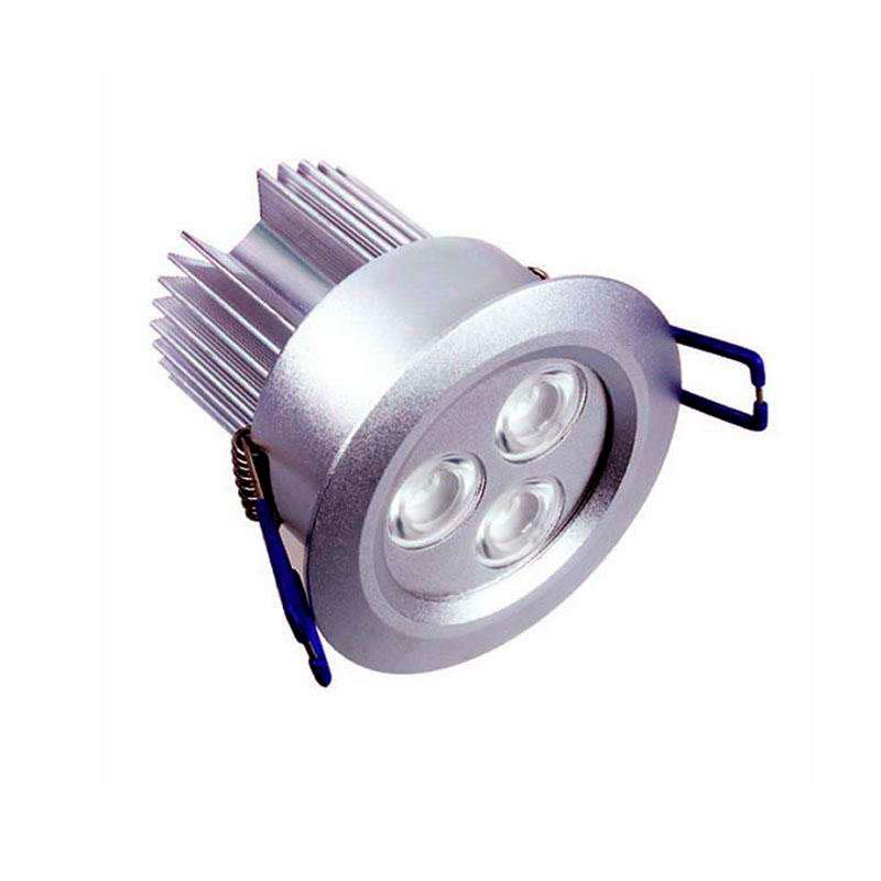 Downlight LED 9W High Power, Blanco cálido